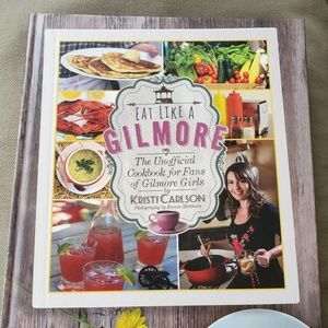 Other - Eat like a Gilmore Cookbook